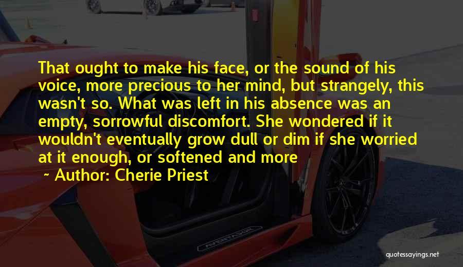 Cherie Priest Quotes 369092