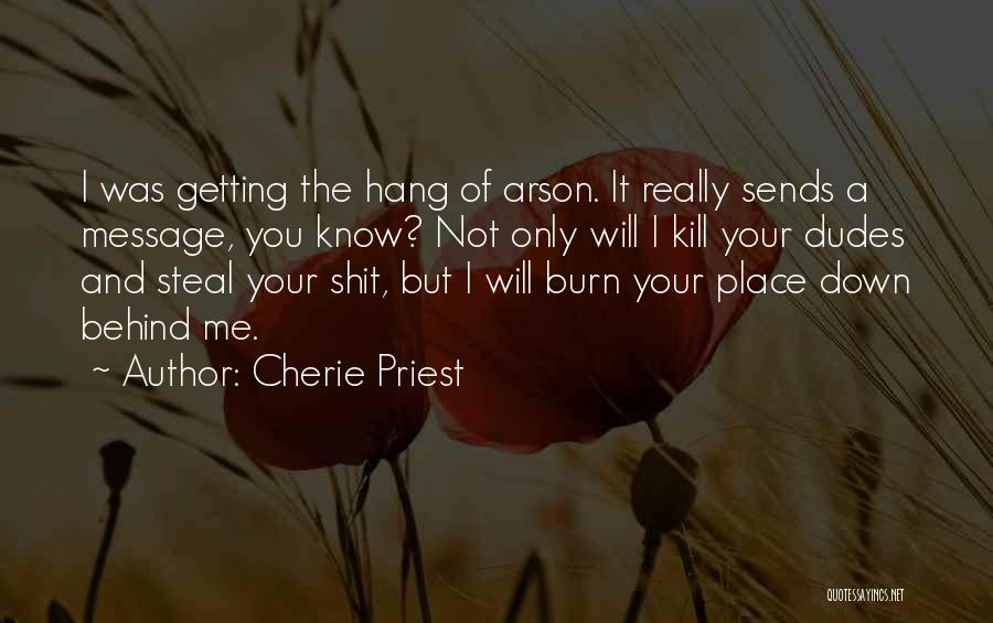 Cherie Priest Quotes 377861