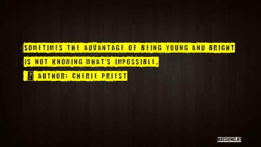 Cherie Priest Quotes 431730