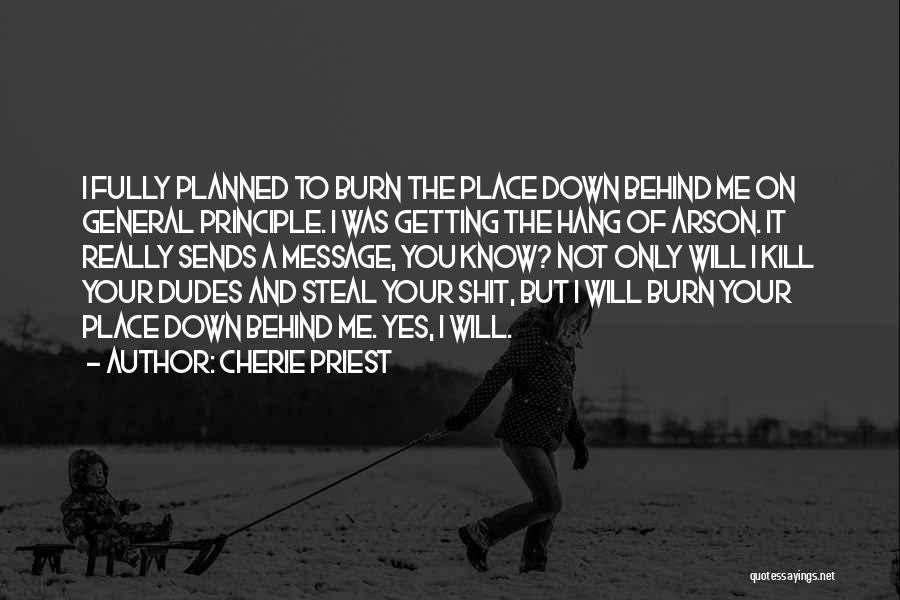 Cherie Priest Quotes 436901