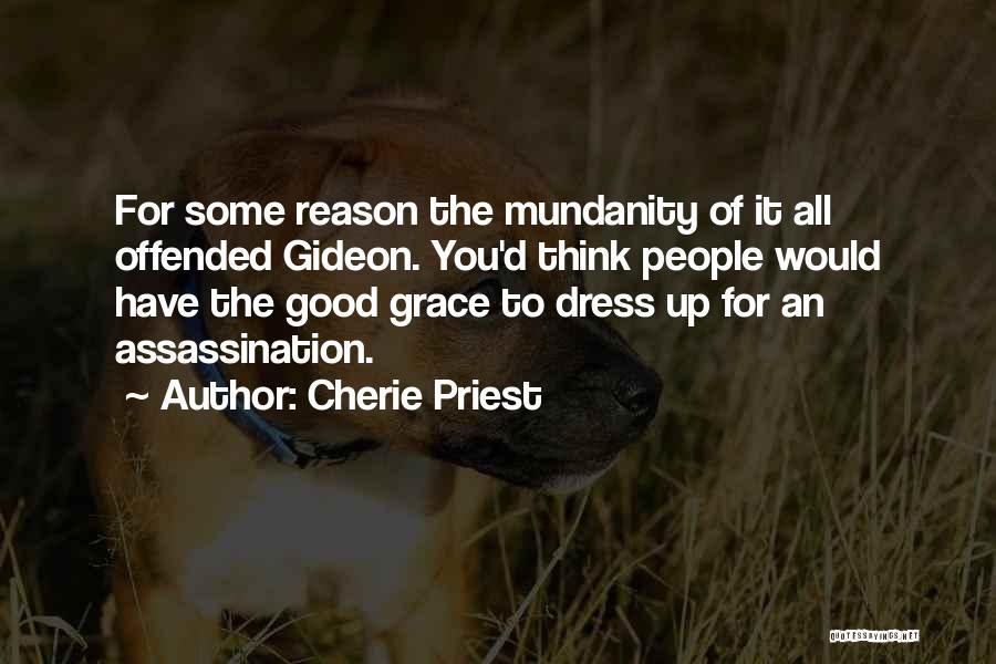 Cherie Priest Quotes 495689
