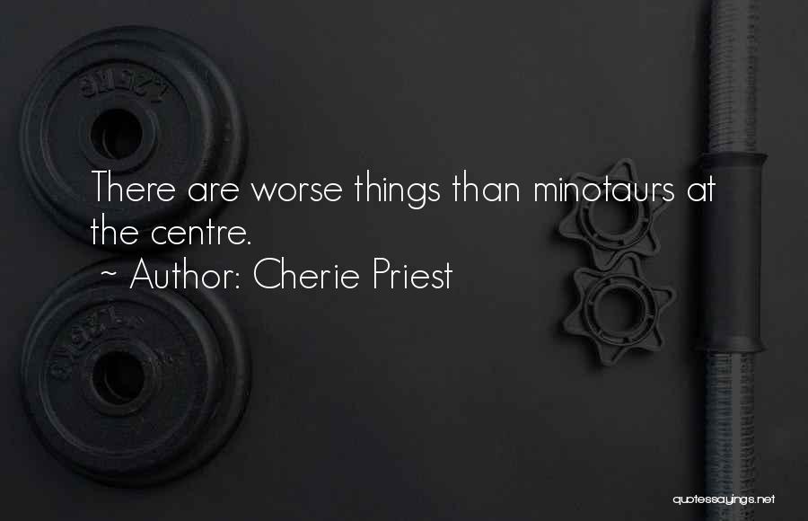 Cherie Priest Quotes 545459
