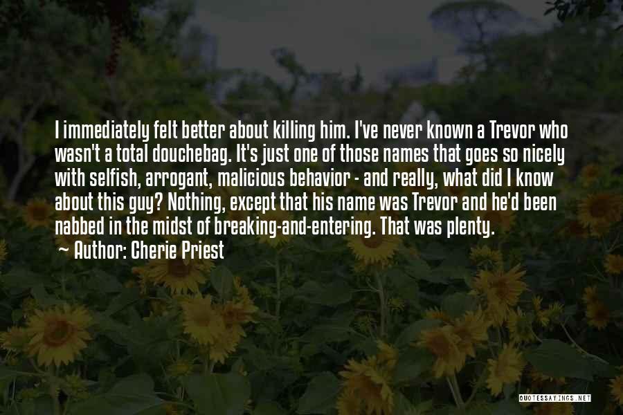 Cherie Priest Quotes 599609