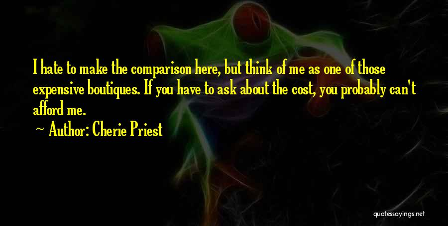 Cherie Priest Quotes 688880