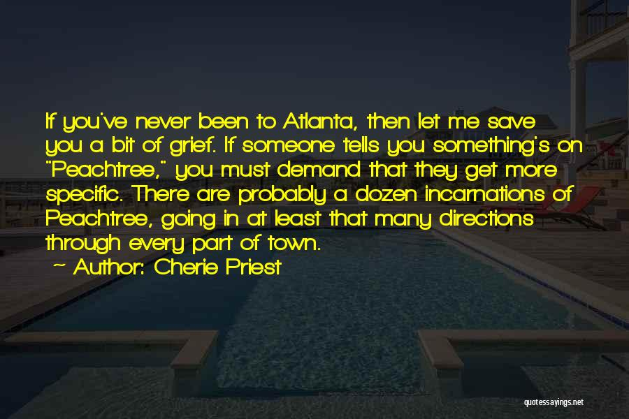 Cherie Priest Quotes 76012