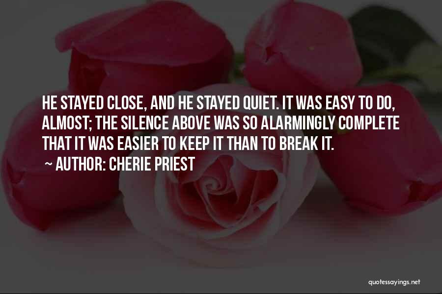 Cherie Priest Quotes 791421
