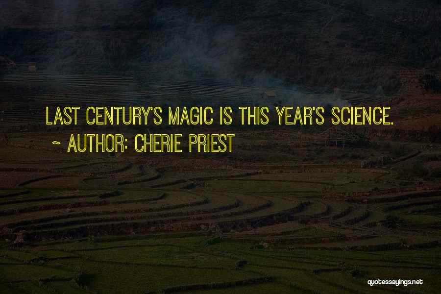 Cherie Priest Quotes 79238