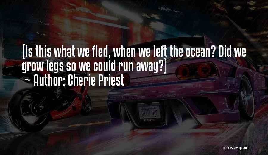 Cherie Priest Quotes 874529