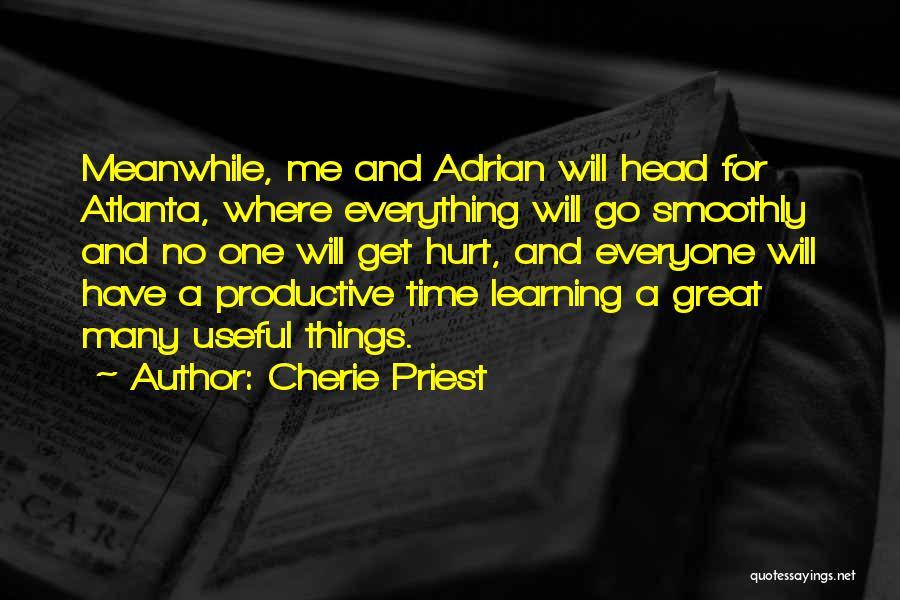 Cherie Priest Quotes 903764
