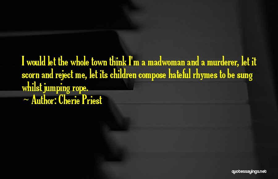 Cherie Priest Quotes 966402