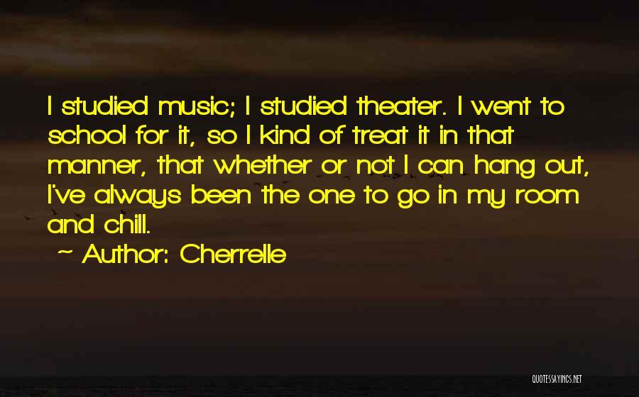Cherrelle Quotes 1382143