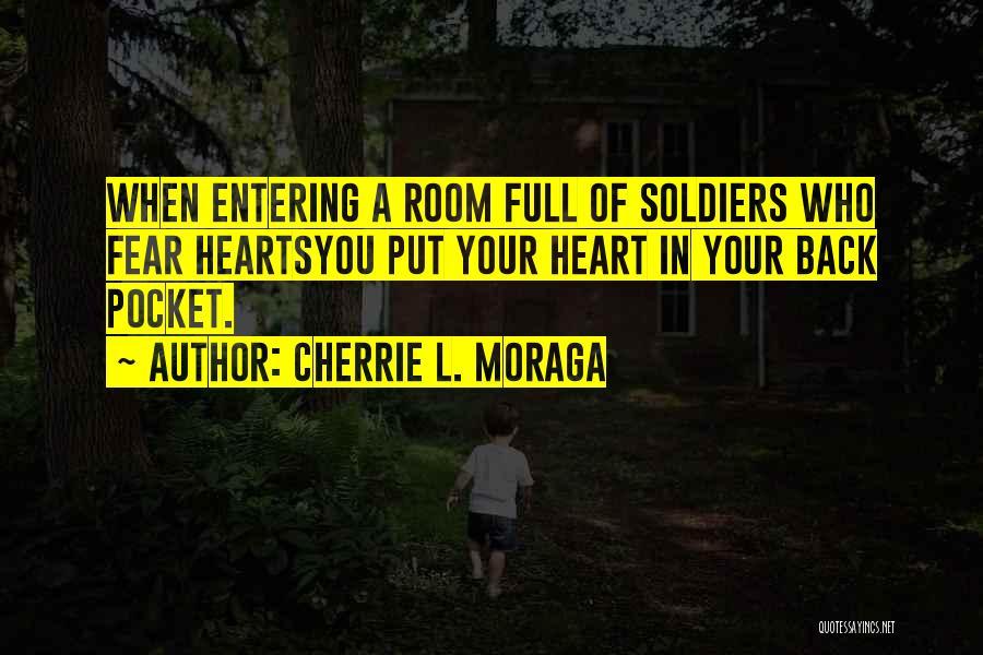 Cherrie L. Moraga Quotes 473949