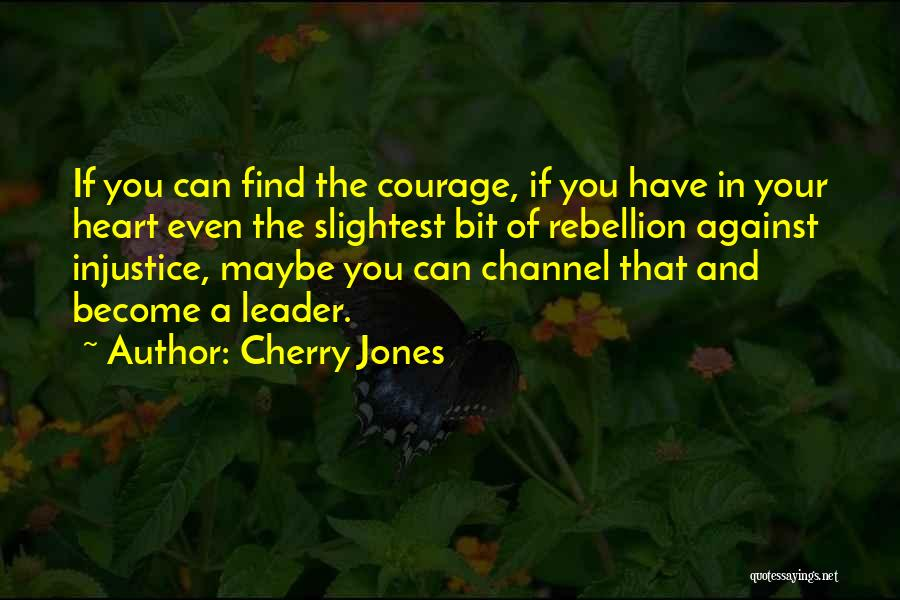 Cherry Jones Quotes 1396295