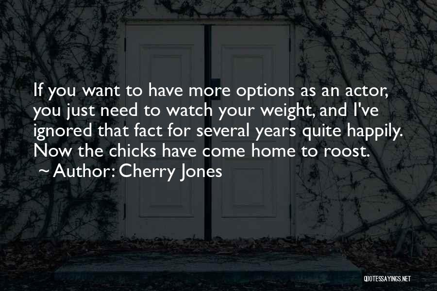 Cherry Jones Quotes 740228