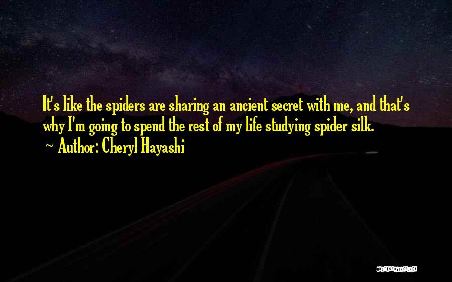 Cheryl Hayashi Quotes 1724037