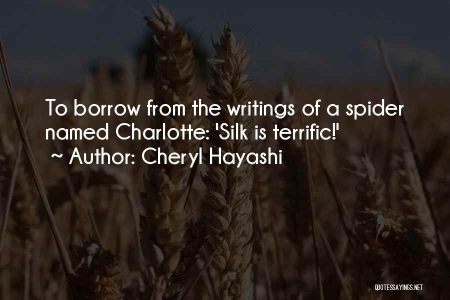 Cheryl Hayashi Quotes 1733748