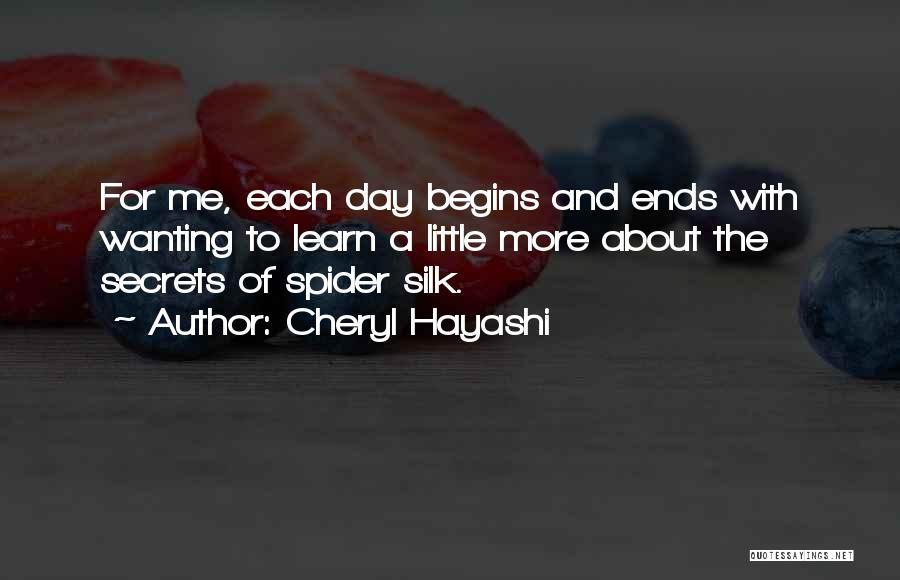 Cheryl Hayashi Quotes 751964