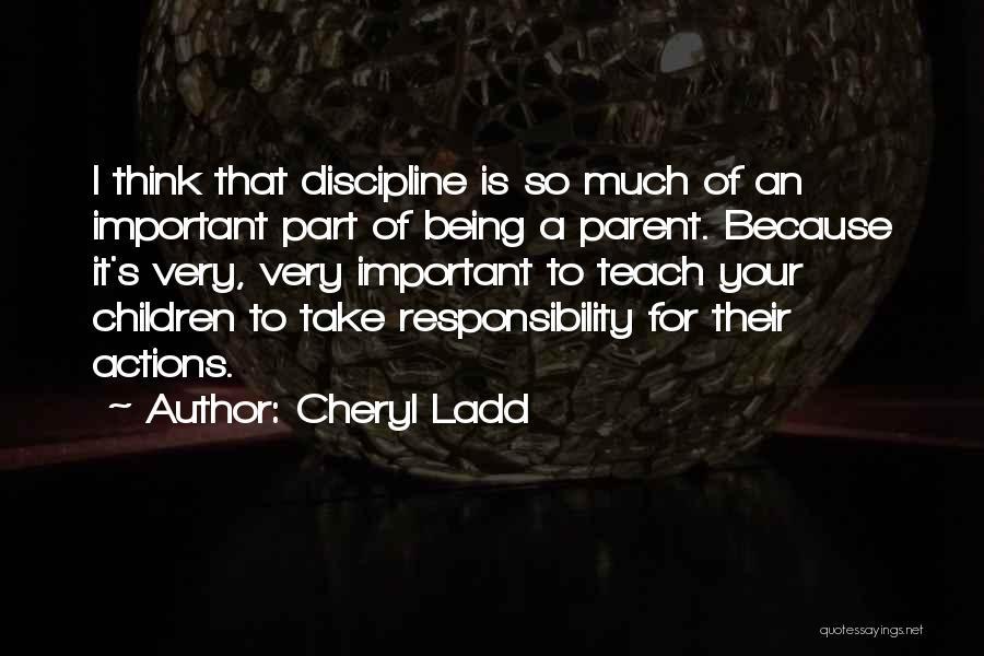 Cheryl Ladd Quotes 1840227