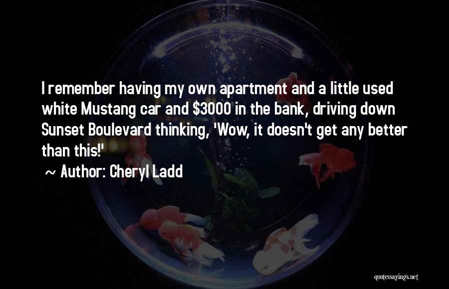 Cheryl Ladd Quotes 1981823