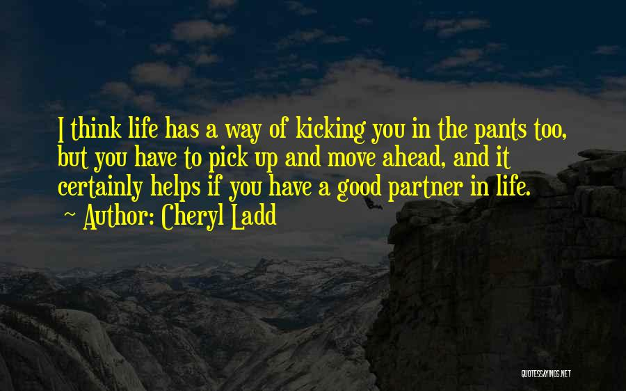 Cheryl Ladd Quotes 428588