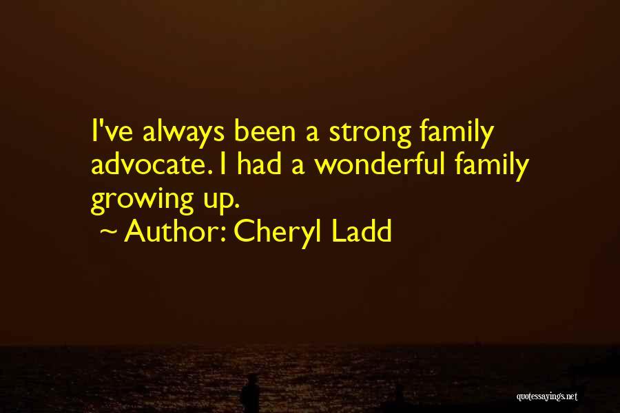 Cheryl Ladd Quotes 548278