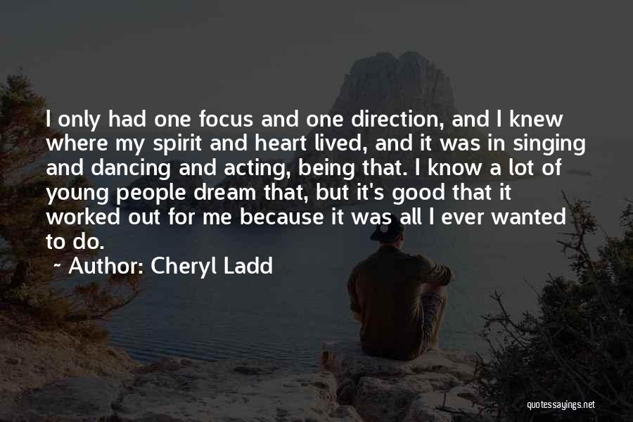 Cheryl Ladd Quotes 777843