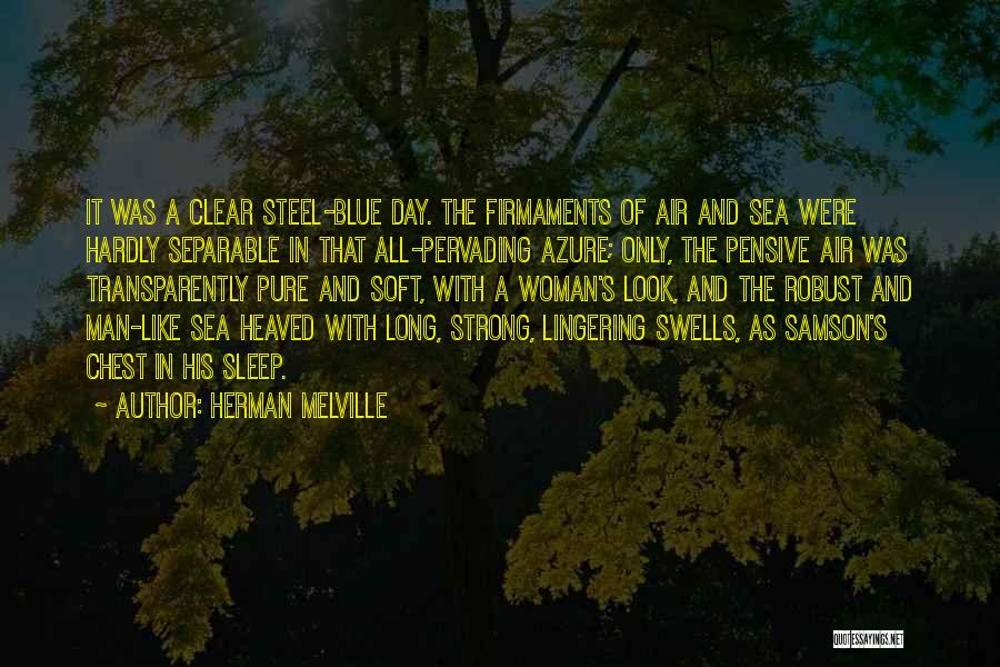 Chest Day Quotes By Herman Melville