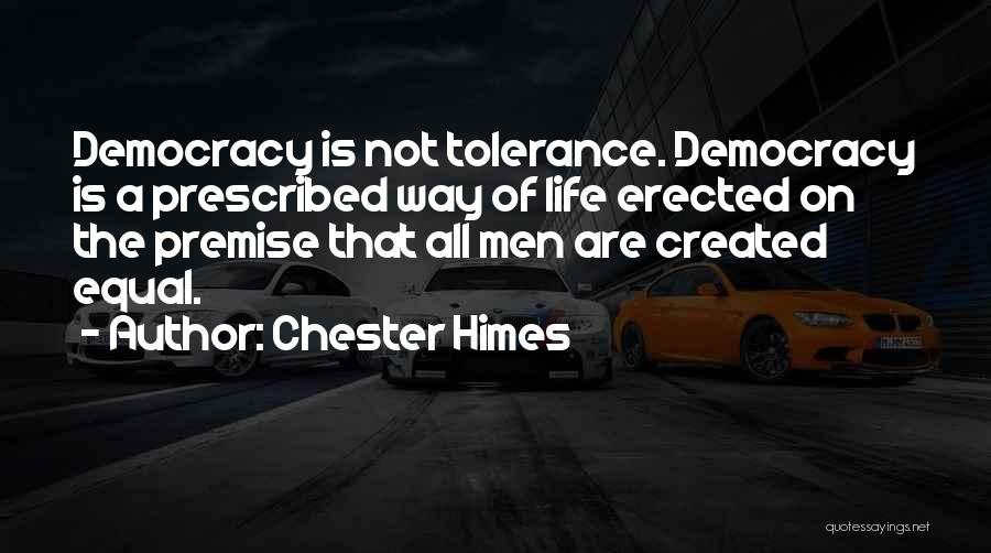Chester Himes Quotes 1229663