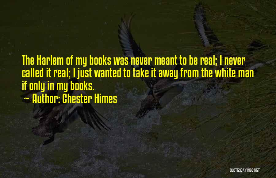 Chester Himes Quotes 144400