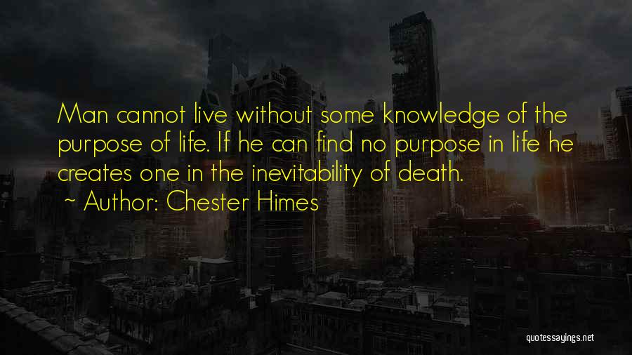Chester Himes Quotes 2248490