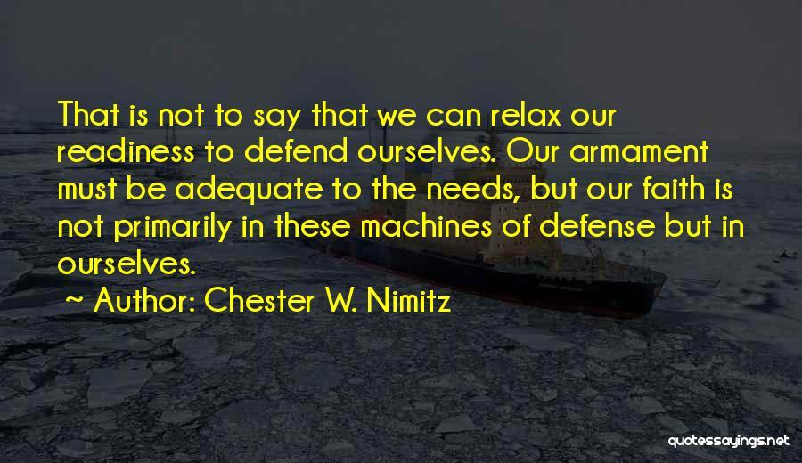 Chester W. Nimitz Quotes 1698833