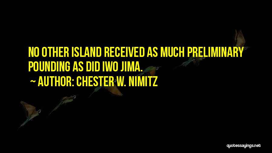 Chester W. Nimitz Quotes 1932447