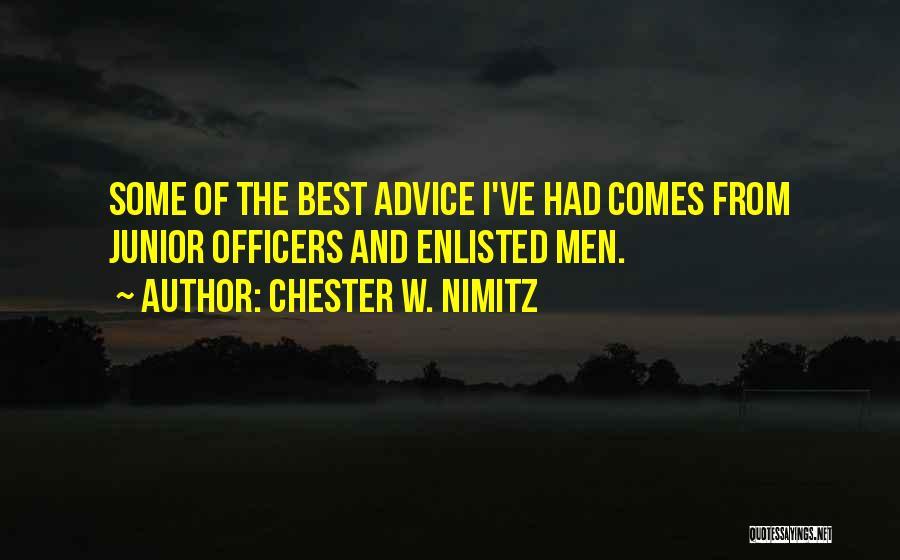 Chester W. Nimitz Quotes 2043787