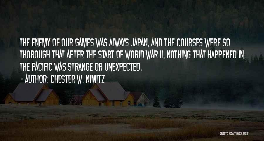 Chester W. Nimitz Quotes 2217442