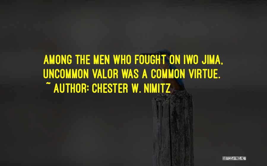 Chester W. Nimitz Quotes 447669