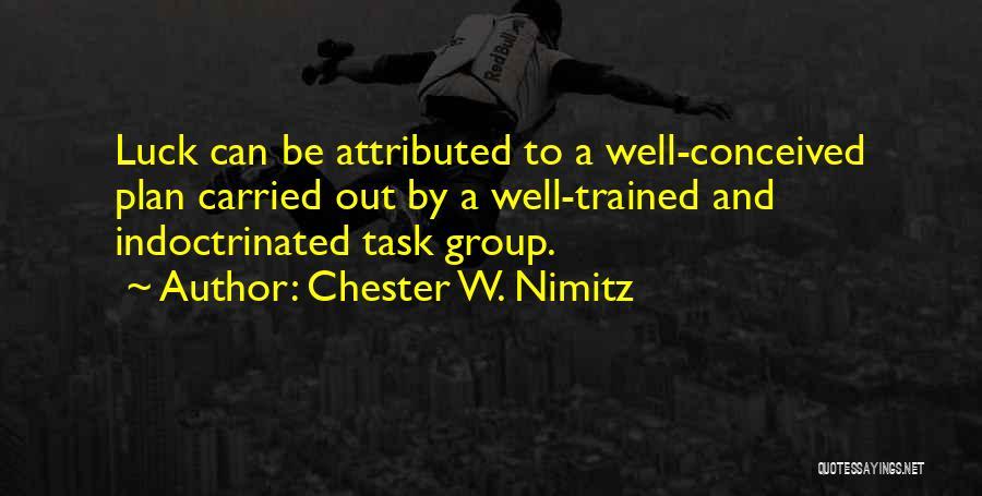 Chester W. Nimitz Quotes 599545