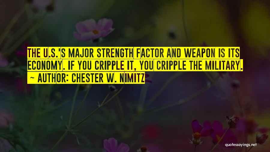 Chester W. Nimitz Quotes 623363