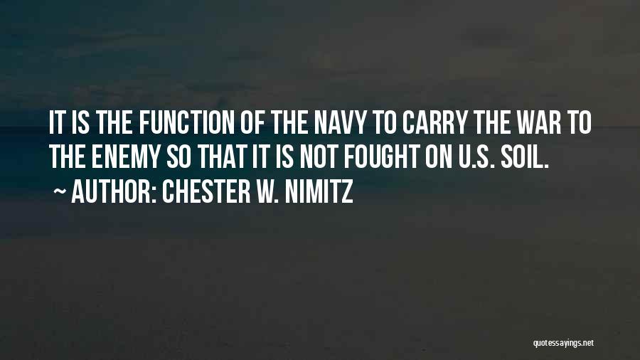 Chester W. Nimitz Quotes 806014