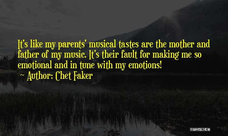 Chet Faker Quotes 1430688