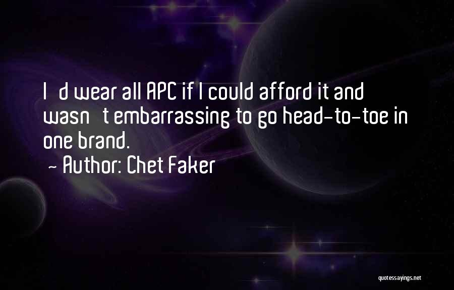 Chet Faker Quotes 2079225