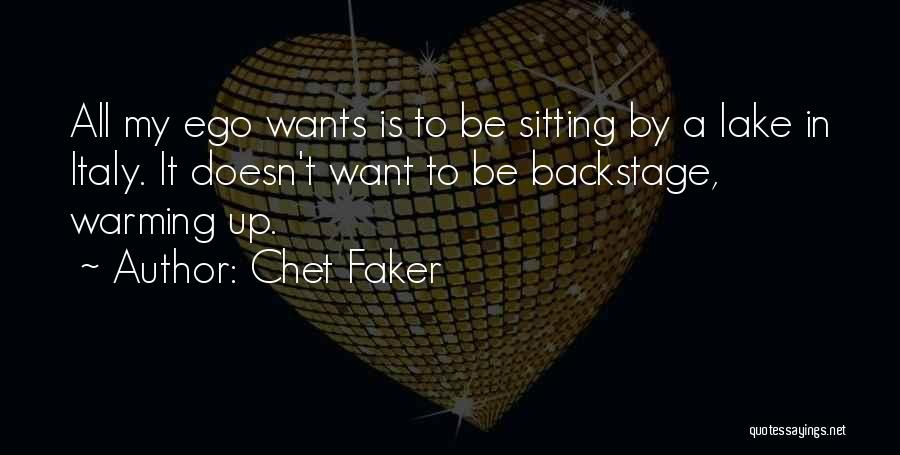 Chet Faker Quotes 2163627