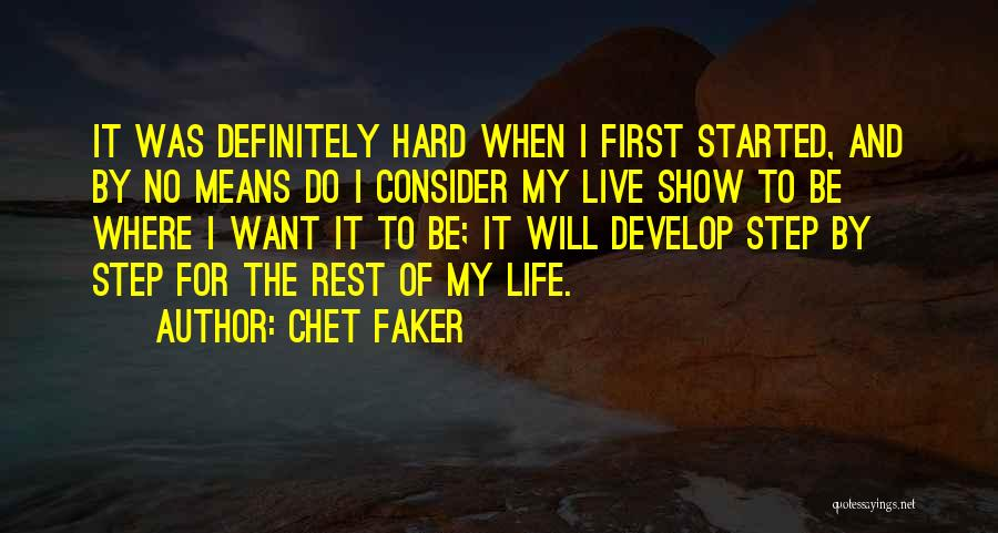 Chet Faker Quotes 424120
