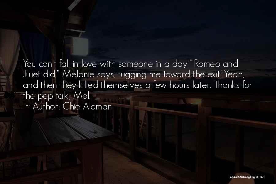 Chie Aleman Quotes 1453493