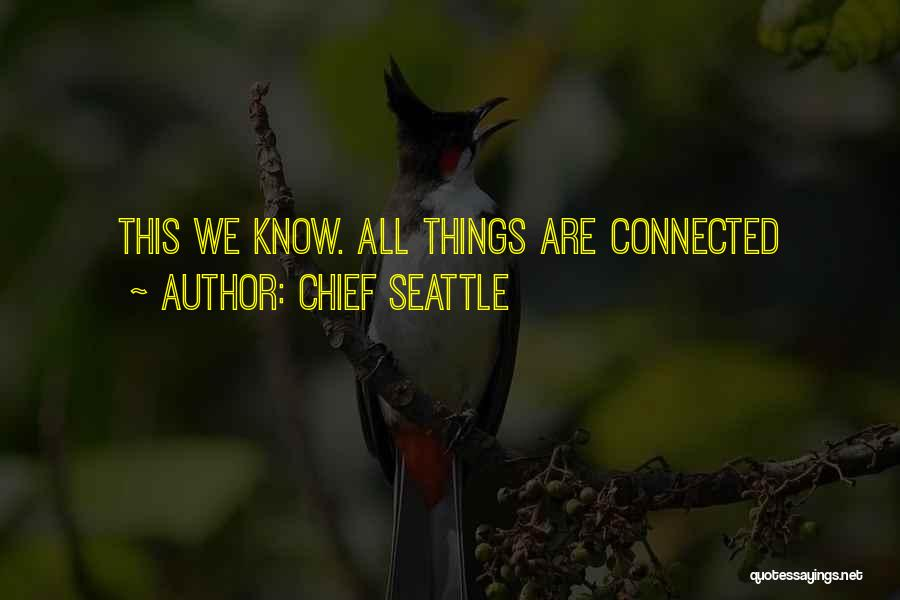 Chief Seattle Quotes 1370753