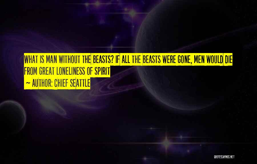 Chief Seattle Quotes 1593189