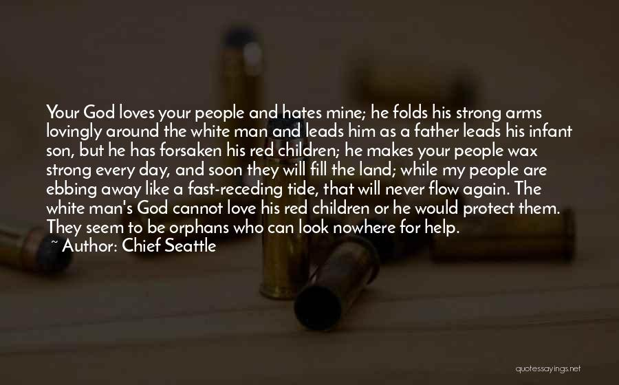 Chief Seattle Quotes 1603502