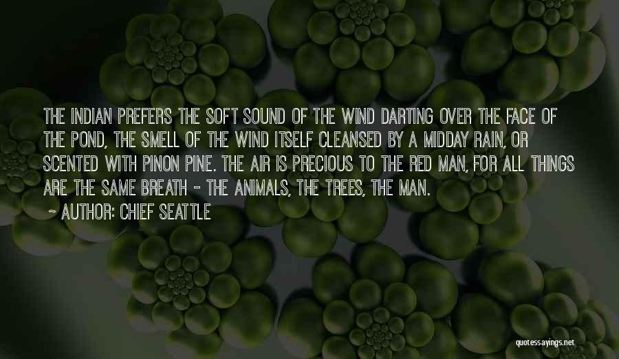 Chief Seattle Quotes 1667852