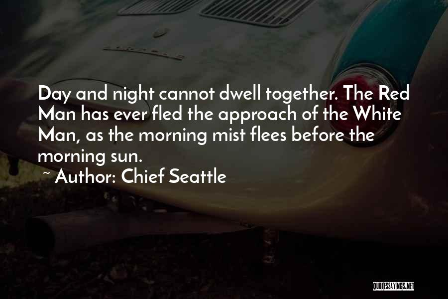 Chief Seattle Quotes 1843198