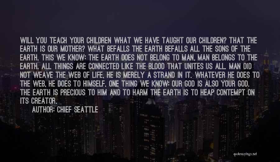 Chief Seattle Quotes 1908738
