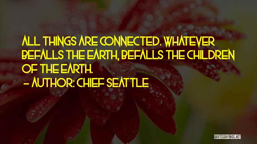 Chief Seattle Quotes 1928255